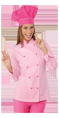 Abiti Lavoro personalizzati cuoco chef